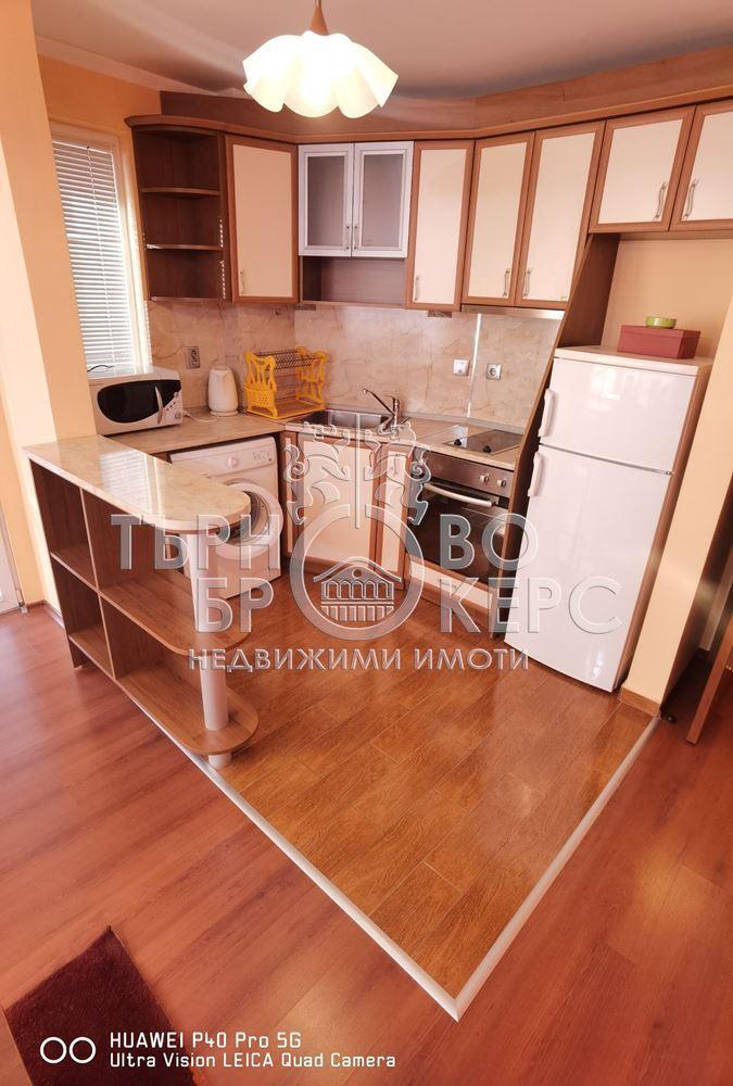 Двустаен апартамент  във  Велико Търново за 460лв - Двустаен южен