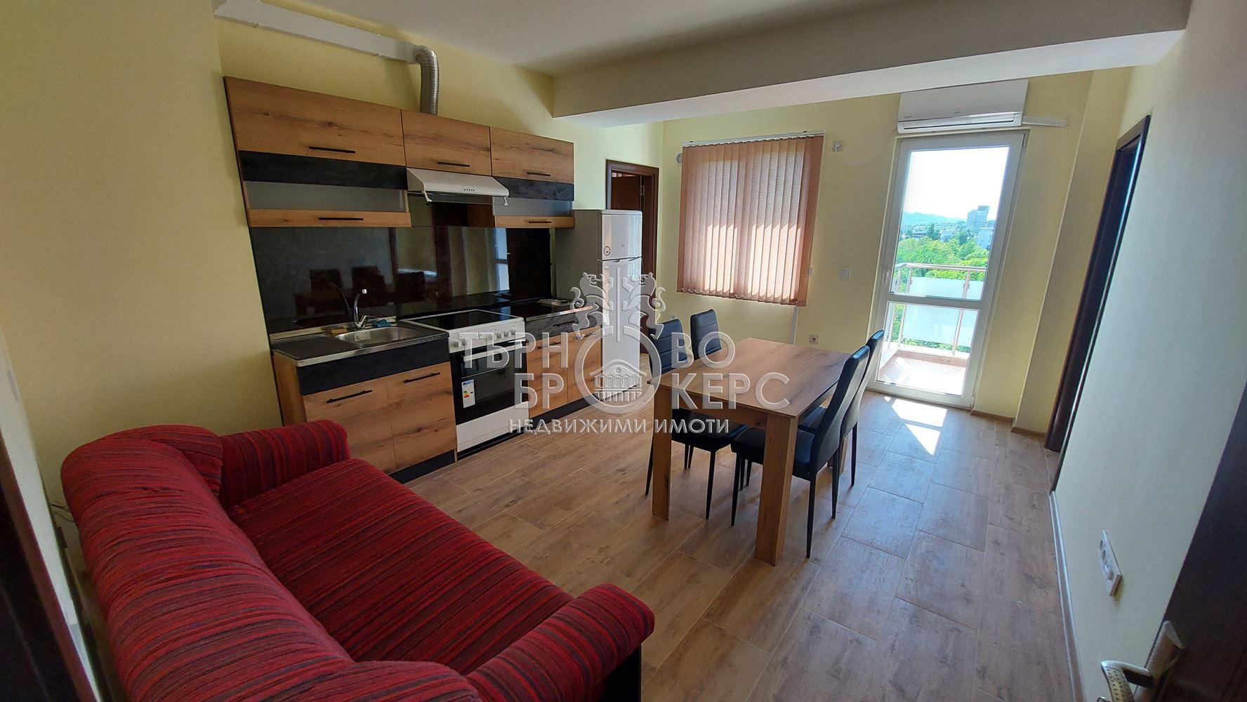Тристаен апартамент  във  Велико Търново за 450лв - тристаен