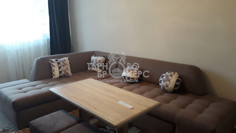 Двустаен апартамент  във  Велико Търново за 400  лв - Двустаен