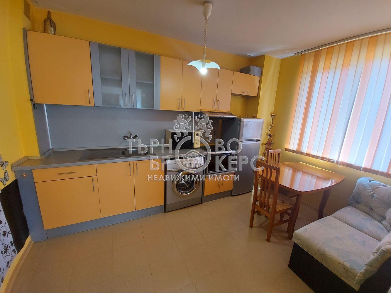 Двустаен апартамент  във  Велико Търново за 350  лв - Двустаен