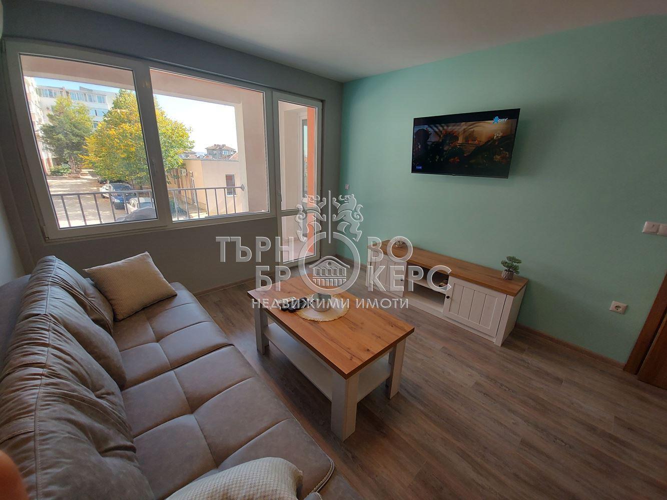 Двустаен апартамент  във  Велико Търново за 540  лв - Двустаен