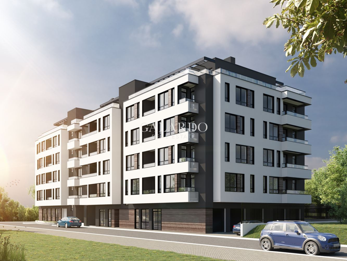 Просторен апартамент с две обширни тераси  с изключителна панорама до НБУ и Метростанция