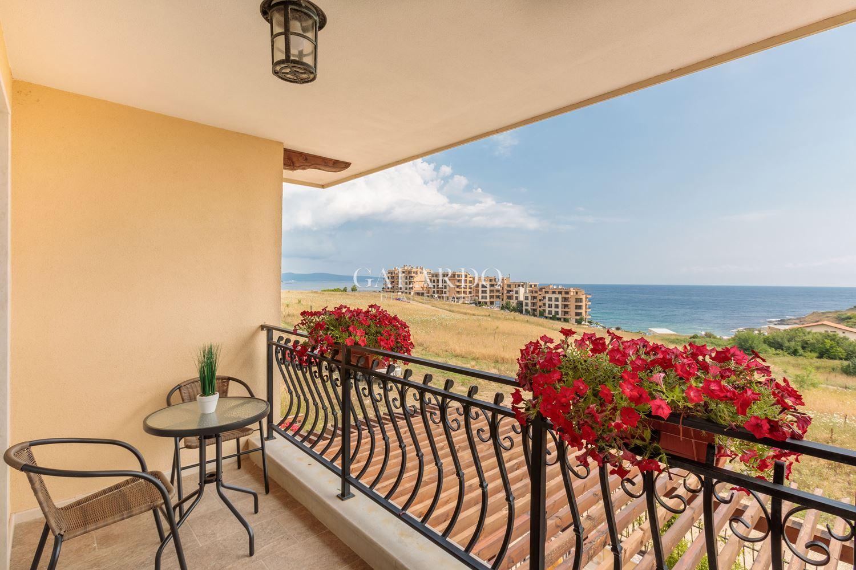 Къща за продажба в к.к. Лозенец с удивителна морска  гледка и перфектна локация.