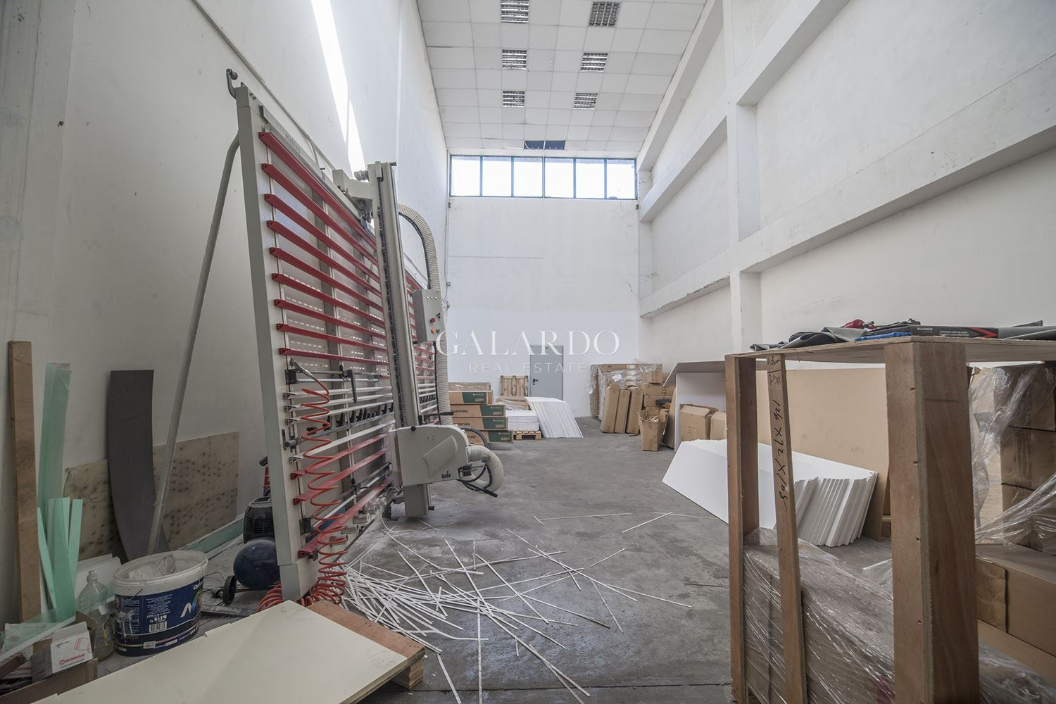 Independent warehouse near the Ring Road in the Moderno Pregradie